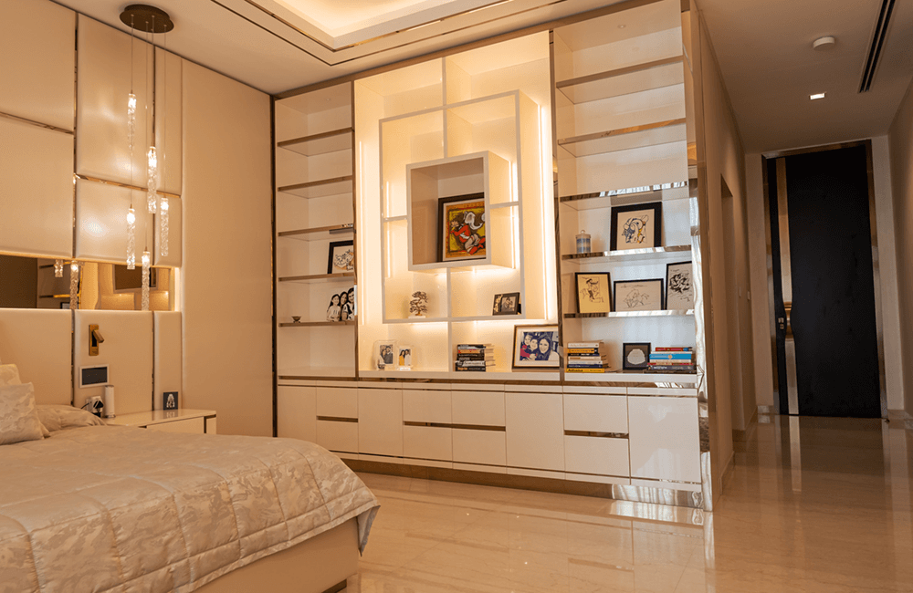 Interior design for District One in MBR City - Ashtaar Interiors in Dubai