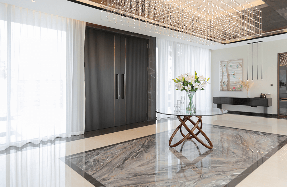 Interior design for Private Villa in Emirates Hills - Ashtaar Interiors in Dubai