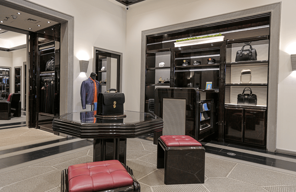 Stefano Ricci in The Dubai Mall - Ashtaar Interior Design for luxury interior design