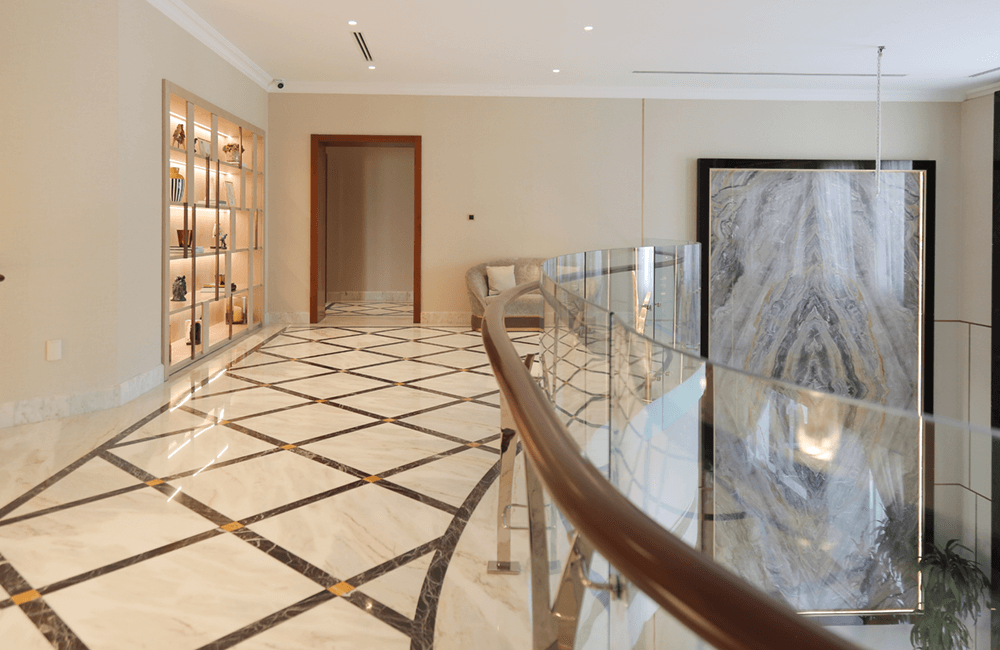 Private Villa in Emirates Hills - Ashtaar Interior Design for luxury interior design