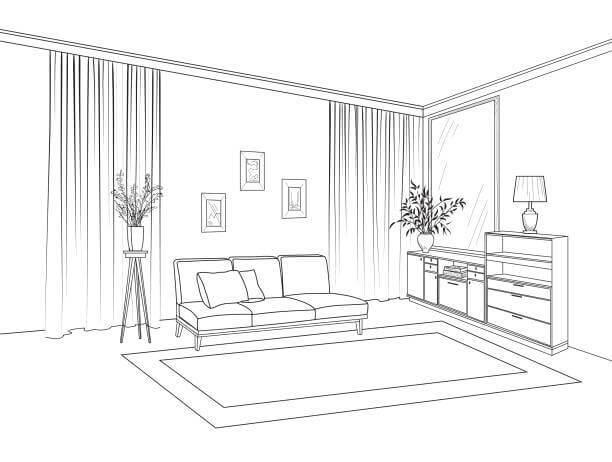 Production (Joinery & Furniture) - Ashtaar Interiors Luxury Interior Design