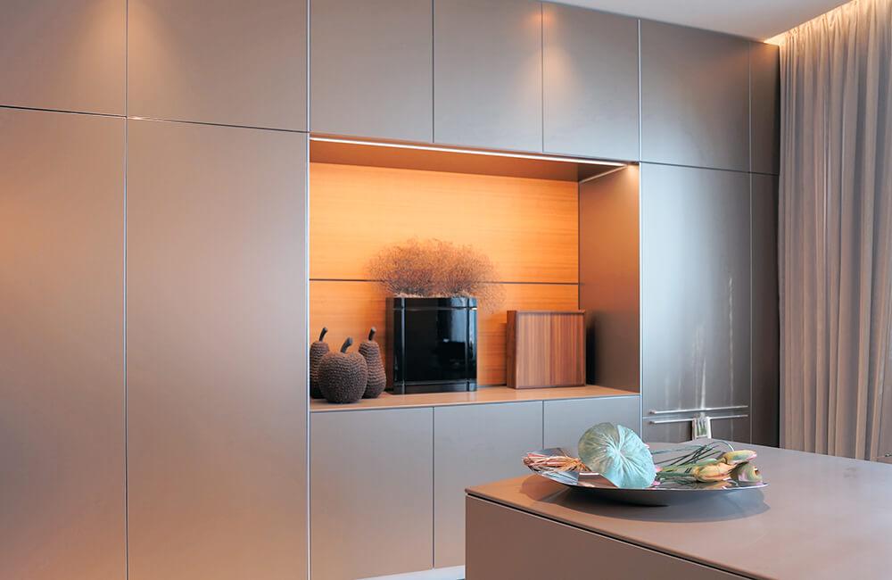 Volante Kitchen Cabinet