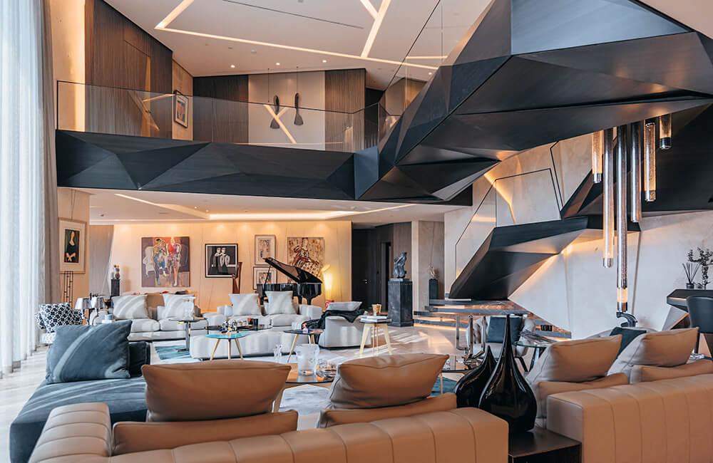 Volante Living Area