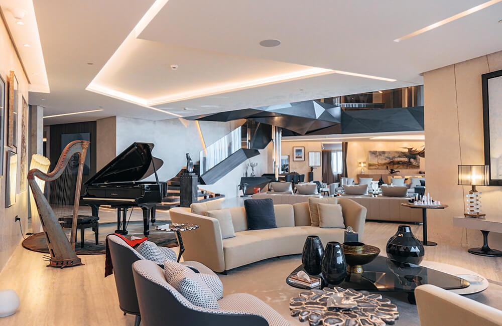 Volante Living area (2)